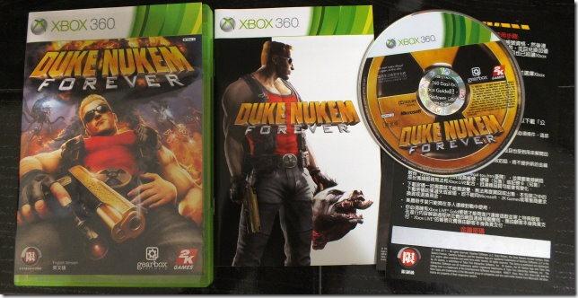 遊戲盒子, 光碟, 跟附送的DLC