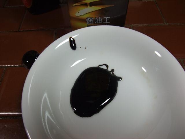 虎標醬油王 真的很黑
