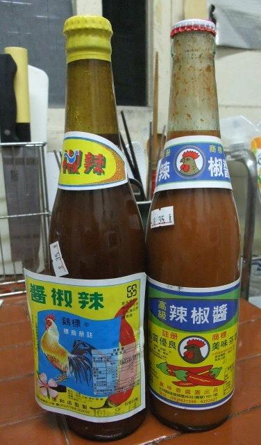 雞標辣椒醬-001