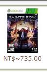 Saints Row IV XB360