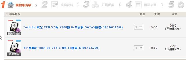 2014-05-28 同樣硬碟的差價