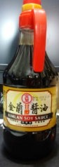 金蘭甘醇醬油