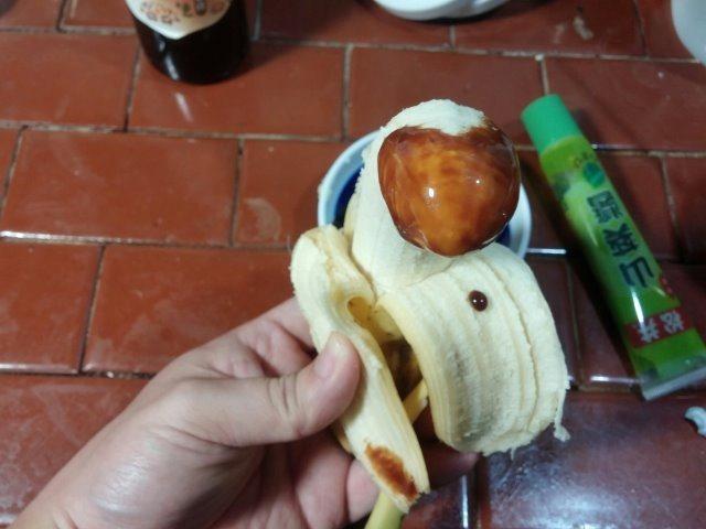 芥末醬油膏配香蕉-07