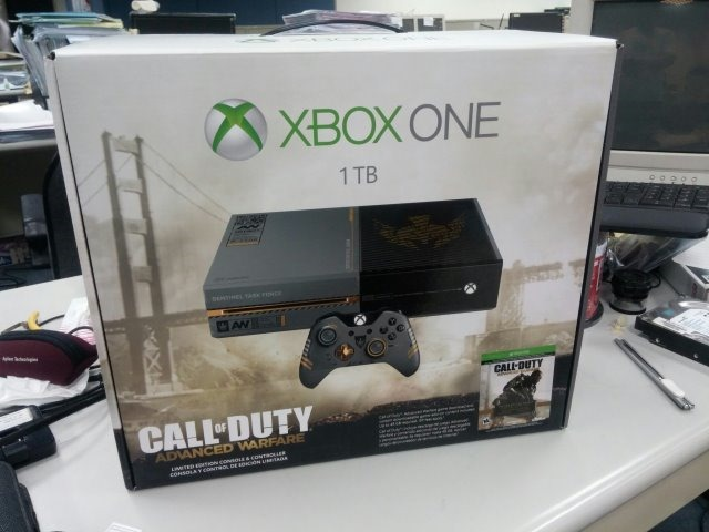 Call of Duty Advanced Warfare限量版Xbox One-001