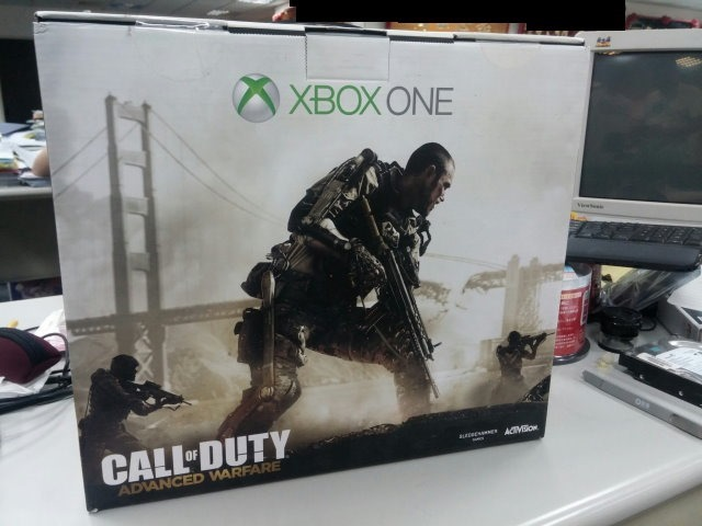 Call of Duty Advanced Warfare限量版Xbox One-002