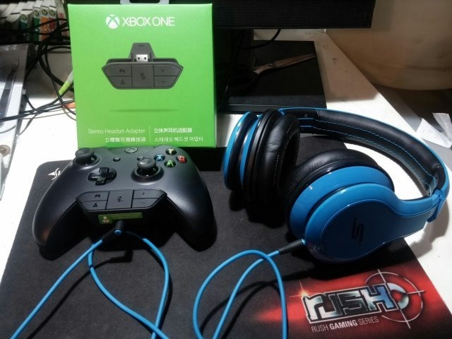 Xbox one Stereo Headset Adapter-001