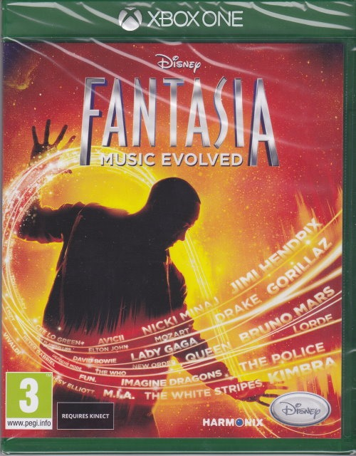Disney Fantasia Music Evolved (Xbox One)-01