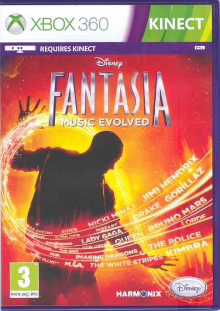 Xbox 360 Disney Fantasia Music Evolved-01