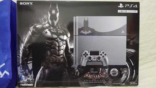 PS4 Batman Arkham Knight-01