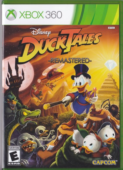 Xbox 360 DuckTales - Remastered-01