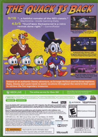 Xbox 360 DuckTales - Remastered-02