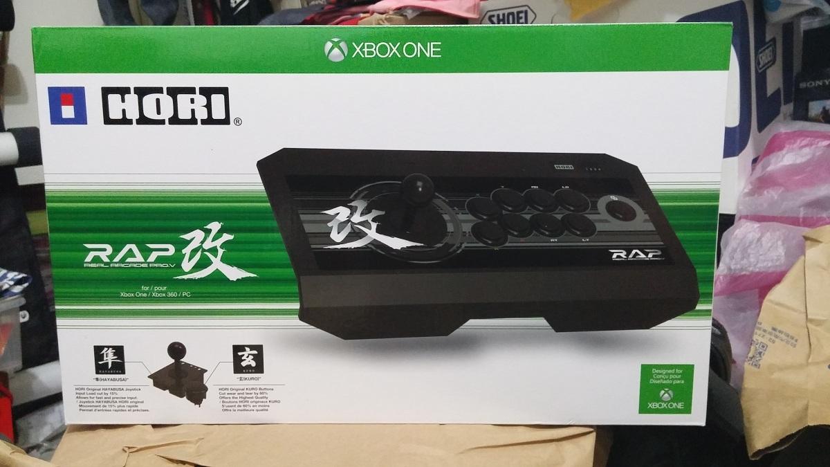 HORI Real Arcade Pro V Kai 改 for Xbox One / Xbox360實在有夠難買!