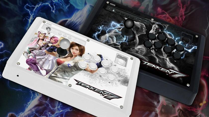 Mad Catz Arcade Fightstick Tournament Edition 2 For Xbox