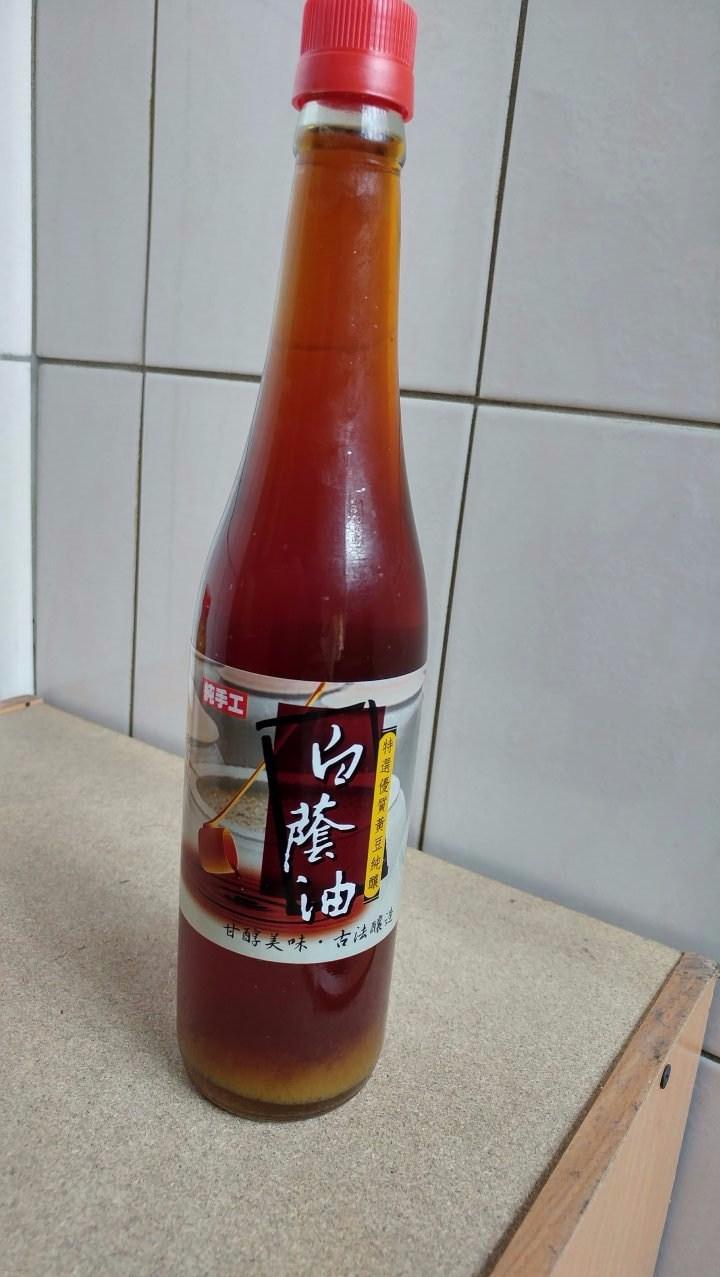 新來源醬園-白蔭油有防腐劑版
