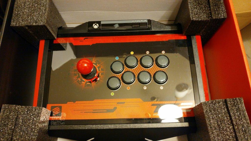 Mad Catz arcade fightstick tournament edition2在PC上面使用的問題