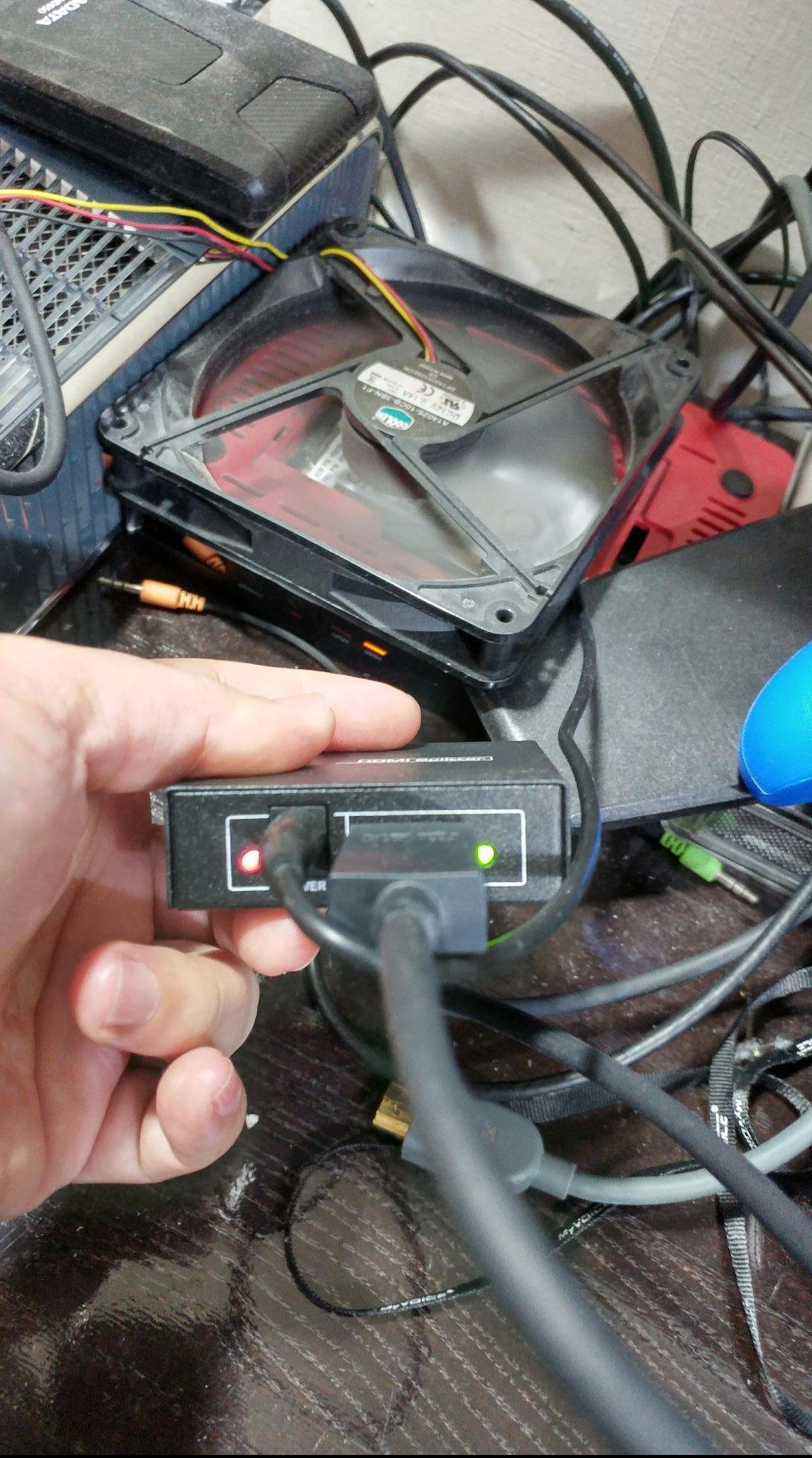 好的1 to 2 HDMI Splitter