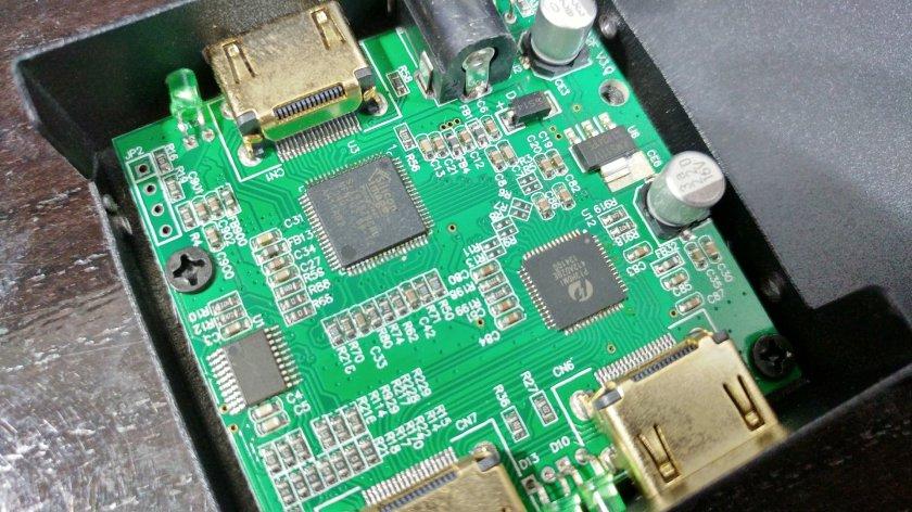 好的1 to 2 HDMI Splitter PCB