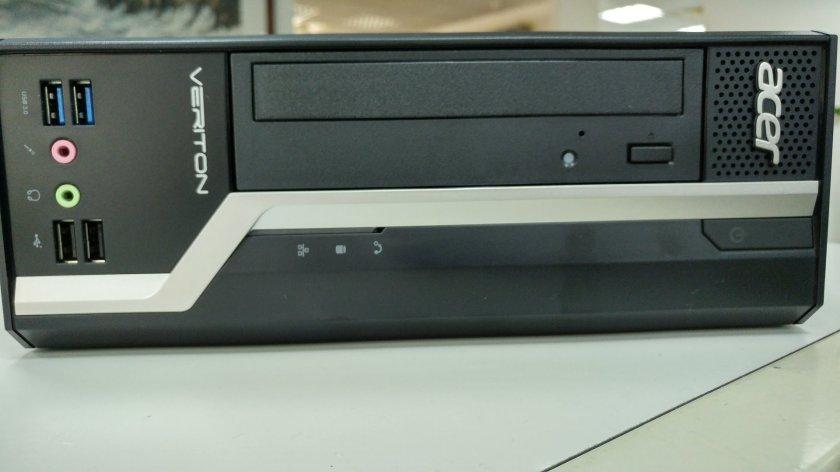 Acer Veriton VX4630G 主機橫躺