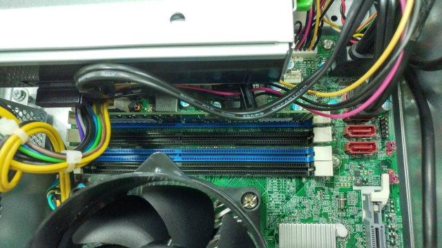 Acer Veriton VX4630G 有四條記憶體插槽