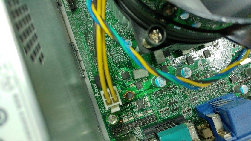 Acer Veriton VX4630G CPU電源供應
