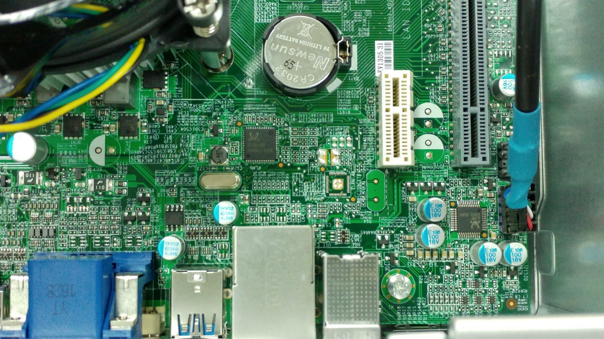 Acer Veriton VX4630G 網路卡跟音效卡均是使用Realtek