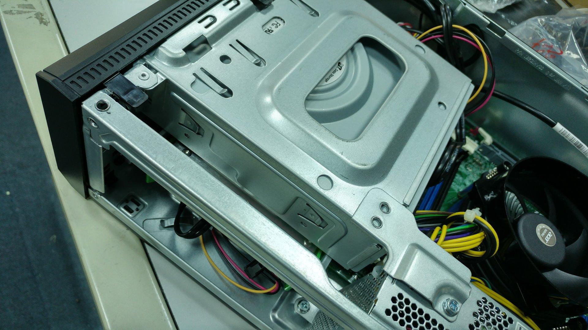 Acer Veriton VX4630G 光碟機