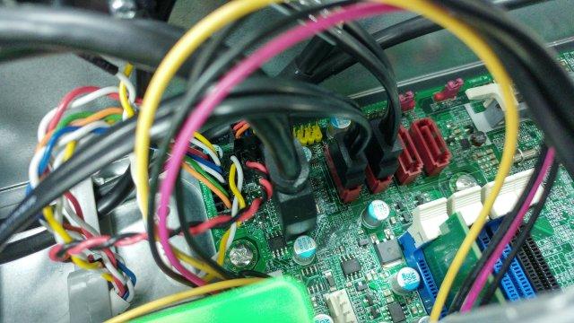 Acer Veriton VX4630G SATA介面跟USB前置面板pin腳