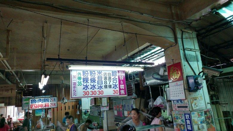 東市場 綜合冰