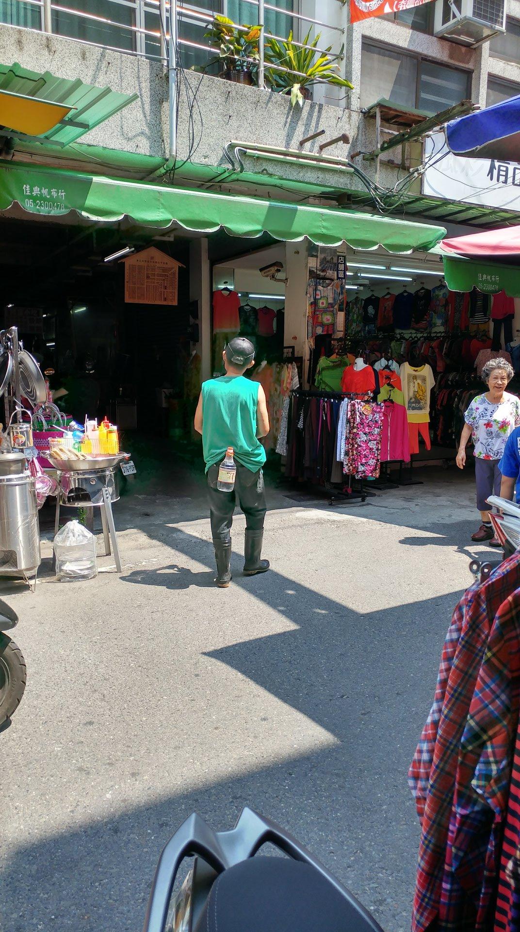 嘉義東市市場