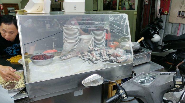 羅山炒鱔魚