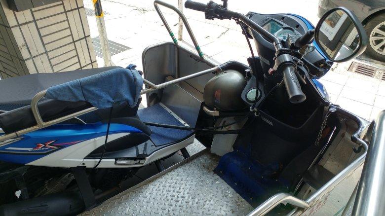 改裝三輪車