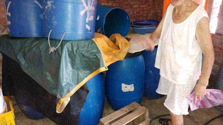 魚露發酵處