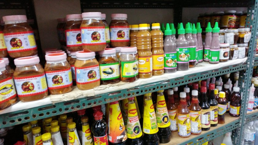 新店智翔越南印尼商店