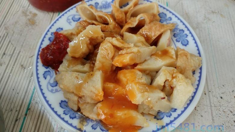 基隆巷頭粿仔湯 明星辣椒醬-