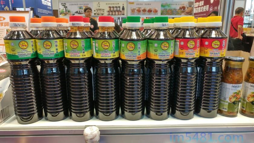 益寶康代理的虎標醬油
