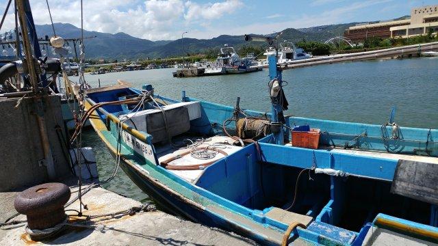 磺港魚具-09蹦火仔漁船 永漁發號