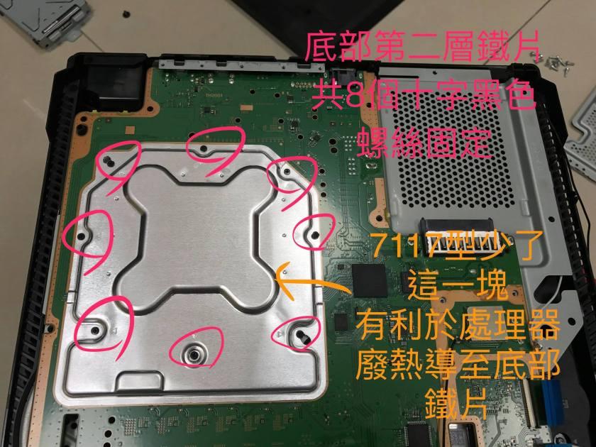 PS4 PRO 7XXX型 GuanHong Li