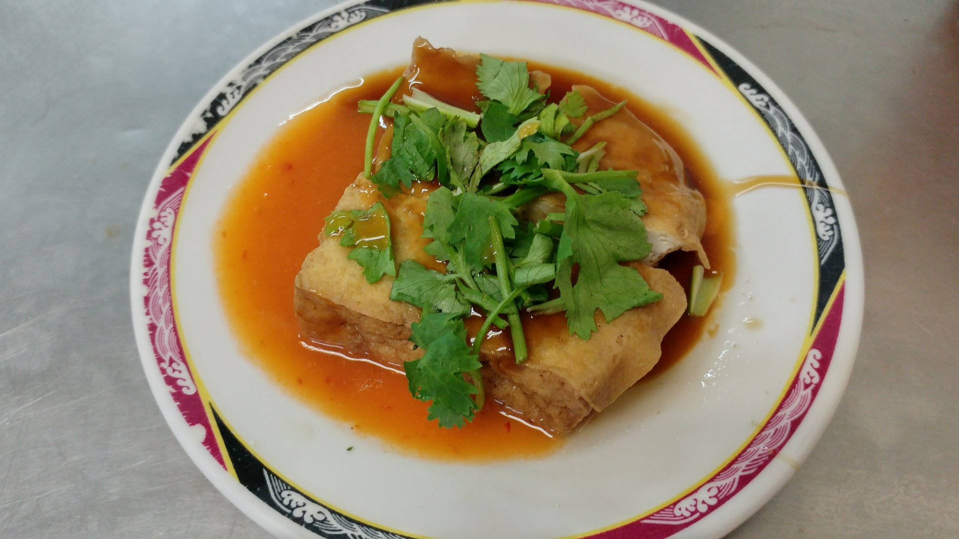 基隆忠三路的乾麵餛飩湯-02
