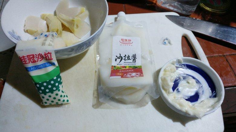 桂冠沙拉跟佳味珍沙拉醬的比較-01