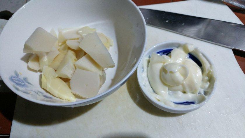 桂冠沙拉跟佳味珍沙拉醬的比較-04