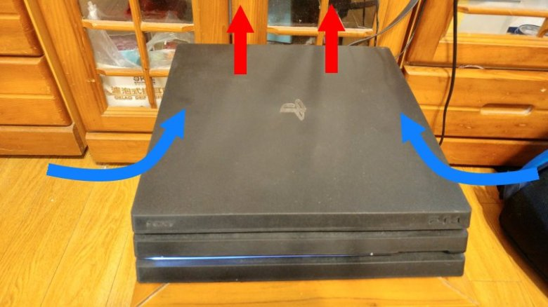 PS4 PRO散熱-001