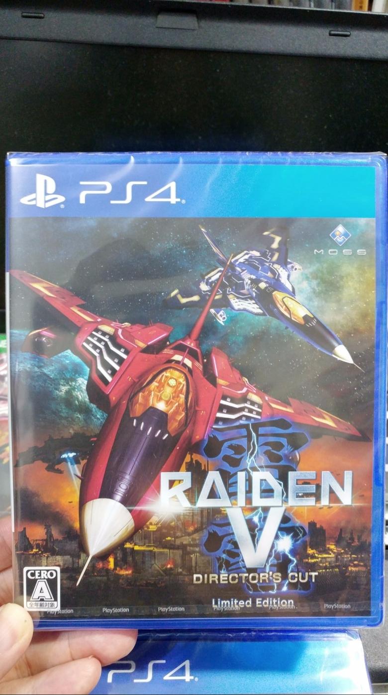 RAIDEN-10