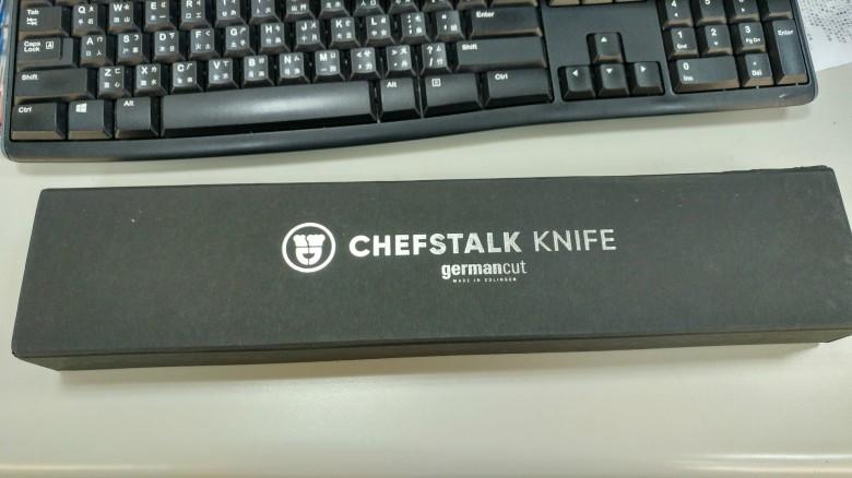 ChefsTalk knife