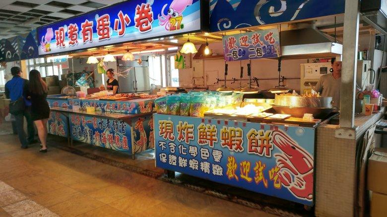 烏石港27號現炸蝦餅 (2)