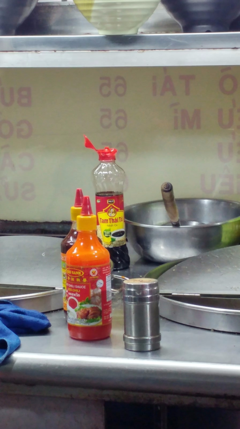 越南料理店愛用的厚生上等辣椒醬