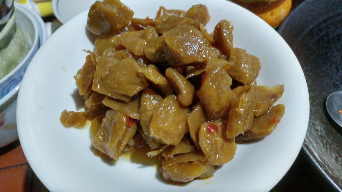 吳氏醬菜-麻油菜脯