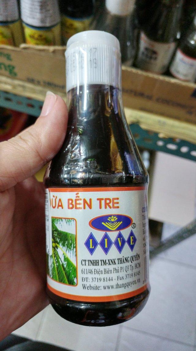 越南椰子色汁