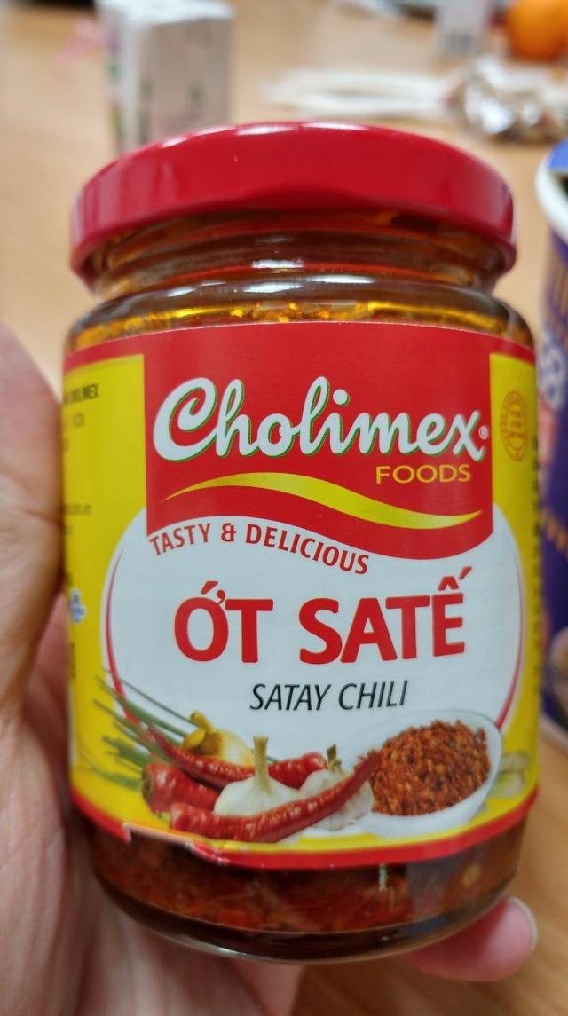 越南 cholimex 沙嗲辣椒醬