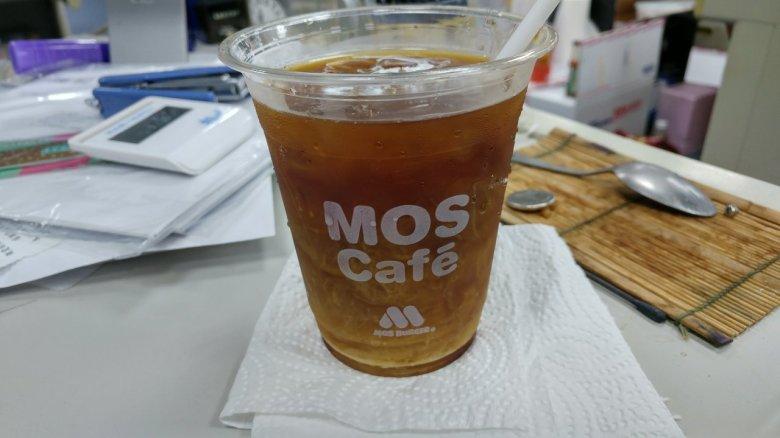 冰摩斯咖啡