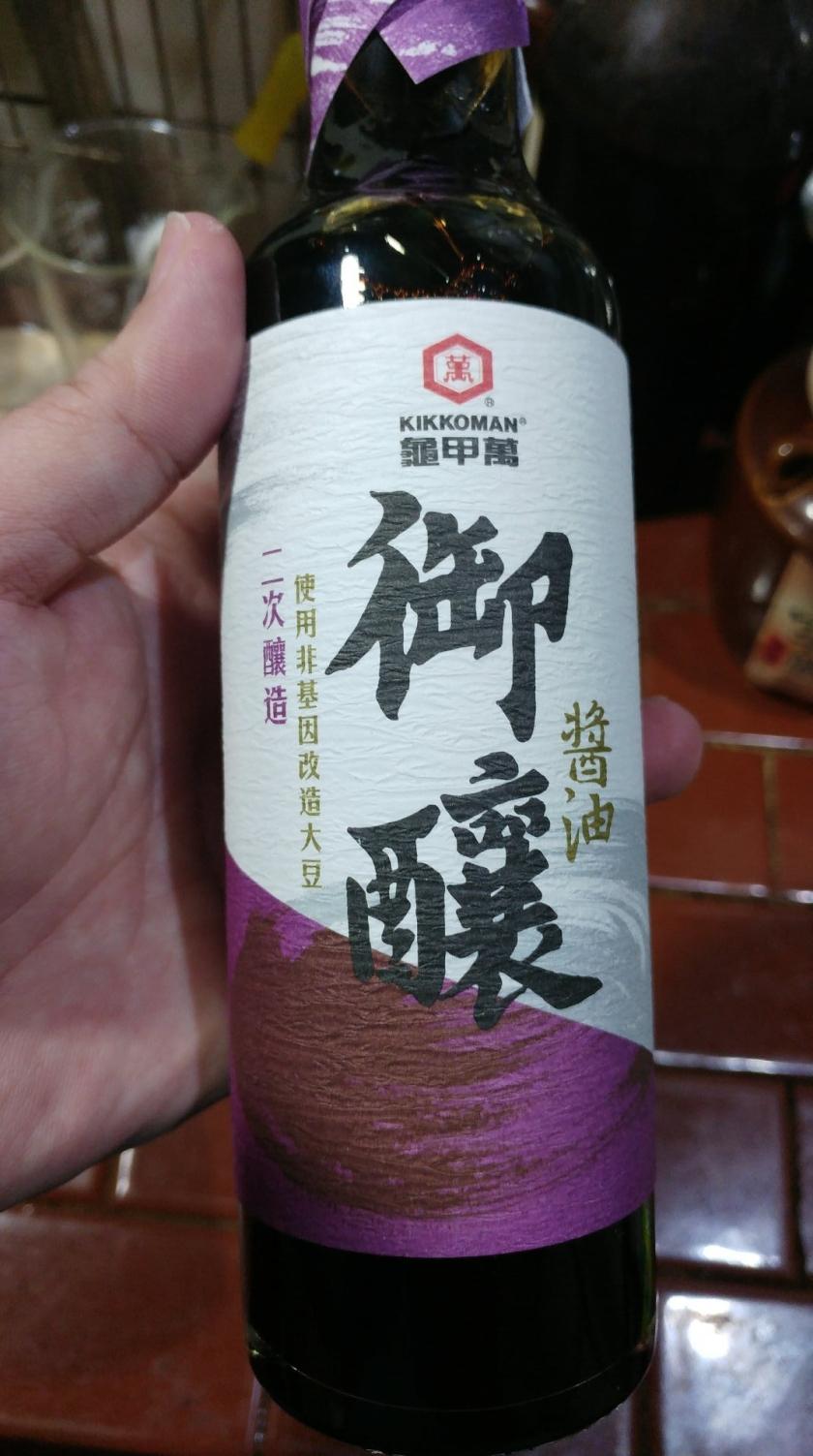 台灣統萬龜甲萬 御釀醬油